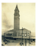 King Street Station  Seattle  1924