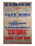"""""""Are You Going to Cape Nome""""  1900"""
