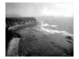 Coast South of Cape Flattery  1910
