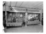 Western Washington Fair  Republican Headquarters Booth  October 6  1923