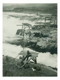 Celilo Falls  Circa 1930