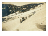 Party of Women Mountaineers in the North Cascades  Circa 1909
