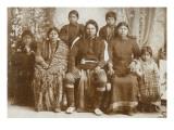 Nez Perce Family  1900-1902