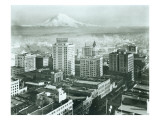 Tacoma Downtown Business District  1930