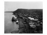 View of Ruby  AK  1913
