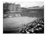 "Tacoma Stadium  ""The Awakening of Spring "" 1915"