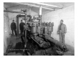 Underground Pump Room in Coal Mine  Newcastle  WA  1909