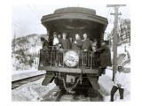 Observation Platform  Drexel  MT  1922