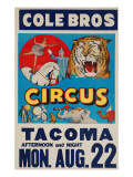 &quot;Cole Bros Circus: Tacoma&quot;  Circa 1938
