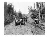 Railroad Workers  Circa 1919