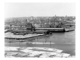 Tacoma Tideflats and City  1931