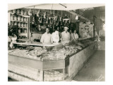 Meat Markets  1928