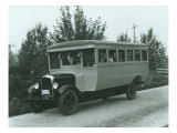 Buckley School Bus  1927