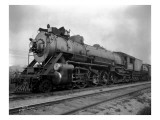 Locomotive 2517  1925