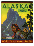 Alaska and the Yukon  White Pass and Yukon Route