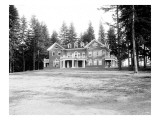 Governor's Mansion  Washington  Circa 1909