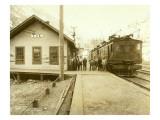 Railway Station at Tye  WA
