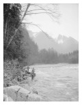 Skyskomish River Fishing  1906