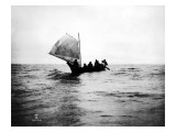 Whaling Canoe  1910
