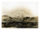 Mount McKinley  20 300 Ft  1924