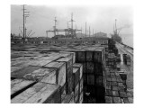 Port Commission Dock  Seattle  Undated