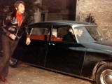 Jean Gabin and Félix Marten: Le Tueur  1972