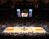 Boston Celtics v New York Knicks - Game Three  New York  NY - APRIL 22