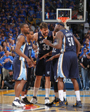 Memphis Grizzlies v Oklahoma City Thunder - Game Seven  Oklahoma City  OK - MAY 15: Marc Gasol  Ton