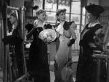 Isa Miranda and Paulette Dubost: Le Mensonge De Nina Petrovna  1937