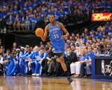 Oklahoma City Thunder v Dallas Mavericks - Game One  Dallas  TX - MAY 17: Kevin Durant