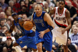 Dallas Mavericks v Portland Trail Blazers - Game Three  Portland  OR - APRIL 21: Jason Kidd