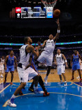 Oklahoma City Thunder v Dallas Mavericks - Game One  Dallas  TX - MAY 17: Shawn Marion
