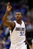 Oklahoma City Thunder v Dallas Mavericks - Game One  Dallas  TX - MAY 17: DeShawn Stevenson