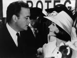Raymond Pellegrin and Annie Girardot: La Bonne Soupe  1963