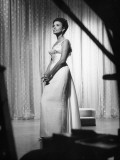 Lena Horne  American singer  actress (1917-2010)  1955