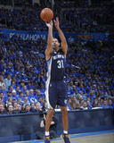 Memphis Grizzlies v Oklahoma City Thunder - Game One  Oklahoma City  OK - MAY 1: Shane Battier