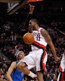 Dallas Mavericks v Portland Trail Blazers - Game Three  Portland  OR - APRIL 21: LaMarcus Aldridge