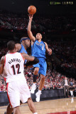 Dallas Mavericks v Portland Trail Blazers - Game Three  Portland  OR - APRIL 21: Shawn Marion