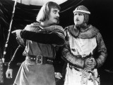 Alan Hale and Douglas Fairbanks: Robin Hood  1922