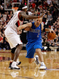 Dallas Mavericks v Portland Trail Blazers - Game Three  Portland  OR - APRIL 21: Gerald Wallace and