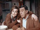 Fernandel and Lilli Palmer: Le Voyage Du Père  1966