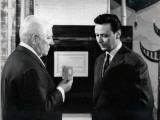 Jean Gabin and Maurice Biraud: Le Cave Se Rebiffe  1961