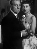 Jean Gabin and Fran&#231;oise Christophe: Victor  1951