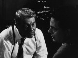Jean Gabin and Jean Desailly: Maigret Tend Un Piège  1958