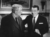 Franck Fernandel and Jean Gabin: L'Âge Ingrat  1964