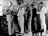 Jean-Paul Belmondo  Lino Ventura and Bernard Blier: 100 000 Dollars Au Soleil  1964