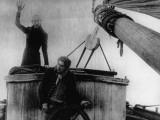 Max Schreck and Max Nemetz: Nosferatu  Eine Symphonie Des Grauens  1922