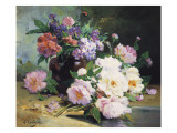 A Still Life of Beautiful Flowers