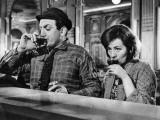 Annie Girardot and Lino Ventura: Le Bateau D'Emile  1962