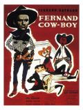 Fernand Cow-Boy  1956